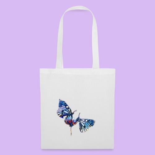 Coppia di farfalle - Borsa di stoffa