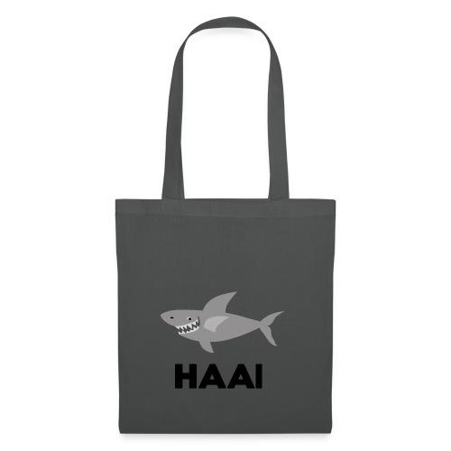 haai hallo hoi - Tas van stof