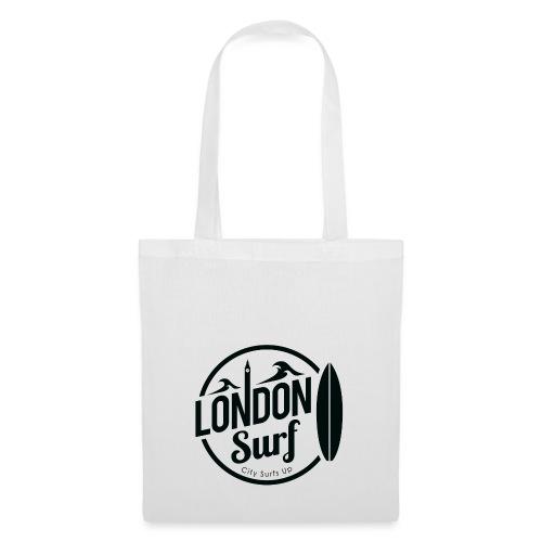 London Surf - Black - Tote Bag