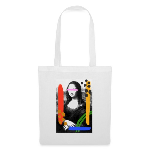 Mona Lisa by Anthony - Tote Bag