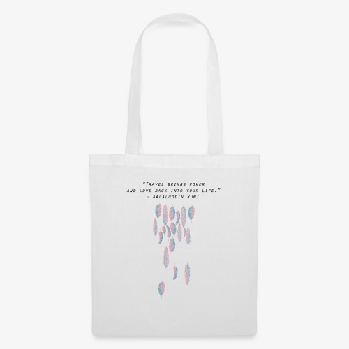 Travel quotes 5 - Tote Bag