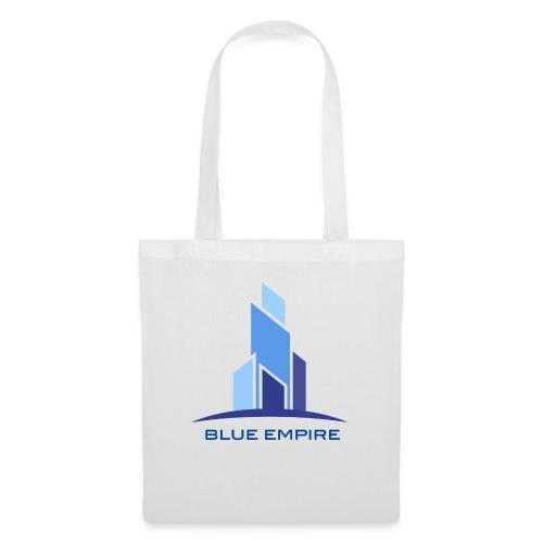 Logo Azul - Bolsa de tela