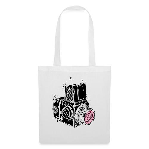 Desintegrating camera - Tote Bag