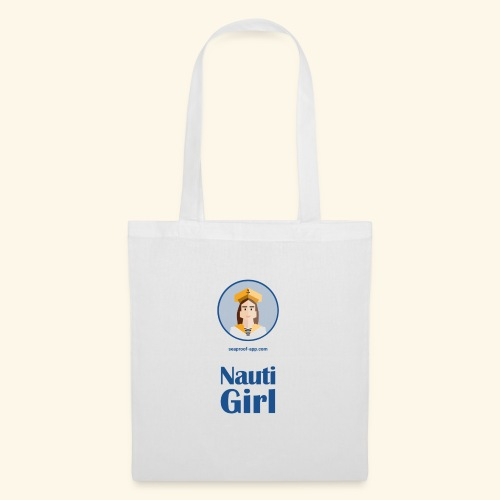 SeaProof Nauti Girl - Stoffbeutel