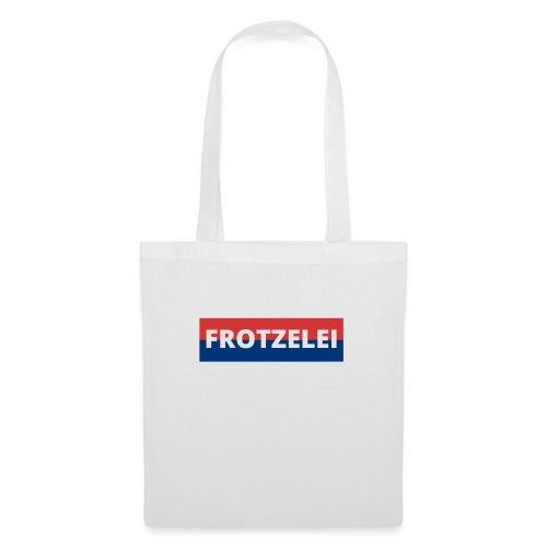 FROTZELEI - Polizeikontrolle Geschenk Autofahrer - Stoffbeutel