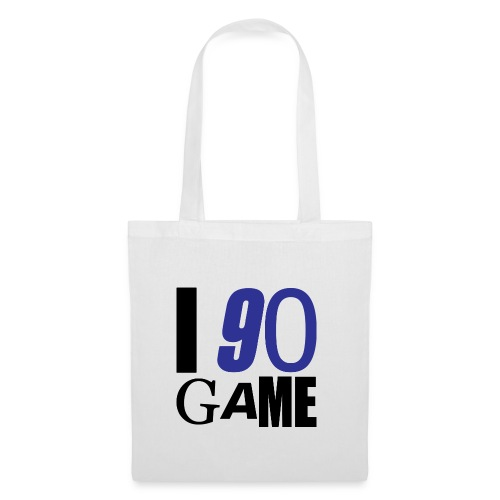 I 90 GAME - Tote Bag