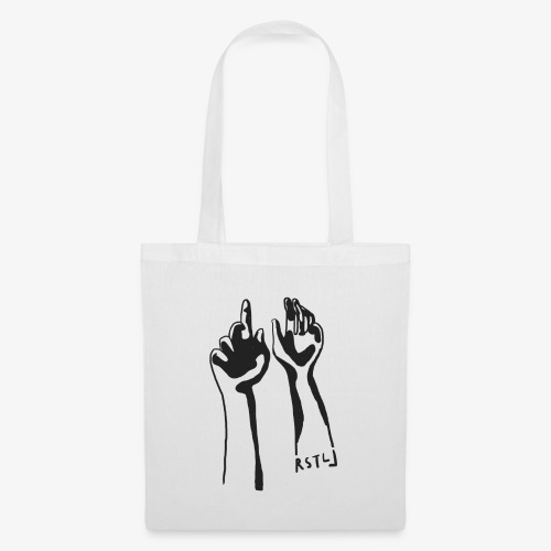 HANDS UP - Tote Bag