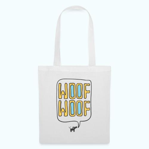 Woof Woof - Tote Bag