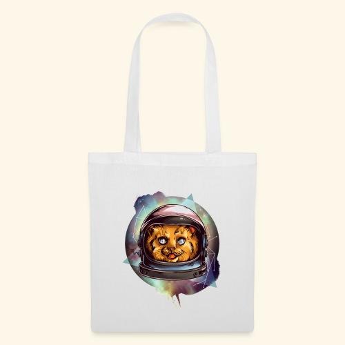 Space Katze - Stoffbeutel