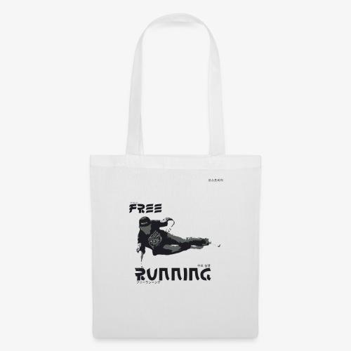 Freerunning Design - Stoffbeutel