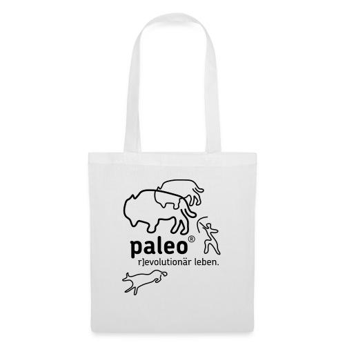 Paleo r evolutionär Illu - Stoffbeutel