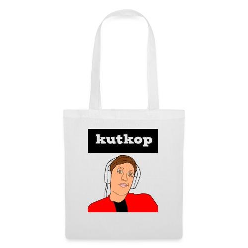 cartoon shirt/KutKopYT - Tas van stof