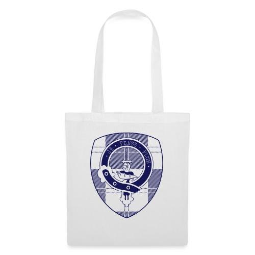 Logo Scouting Erskine 2018 - Tas van stof