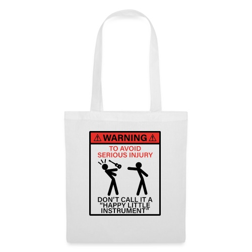 injury happy - Tote Bag