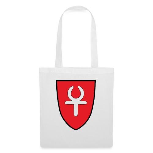 Wappen aus dem Viehbrandzeichen von Draas - Stoffbeutel