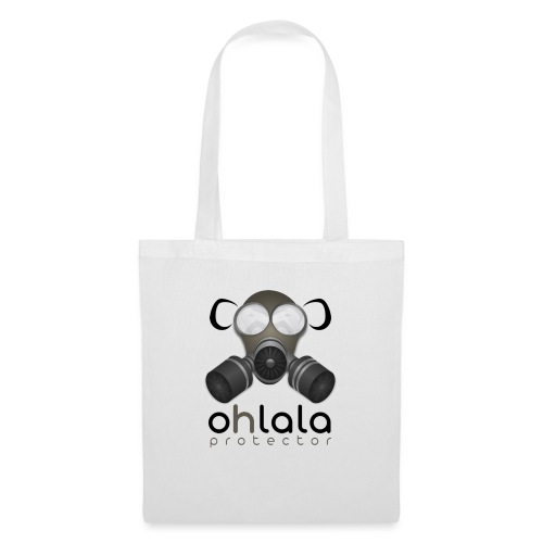 OHLALA PROTECTOR BLK - Stoffbeutel