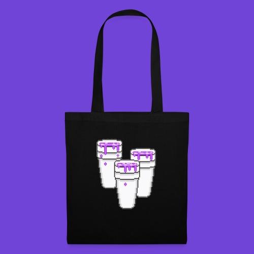 Purple - Borsa di stoffa