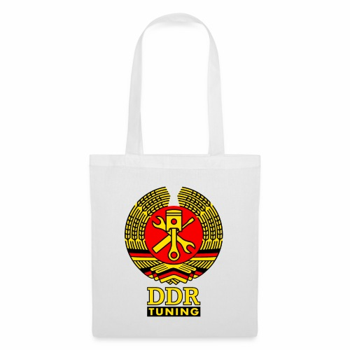 DDR Tuning Coat of Arms 3c - Tote Bag