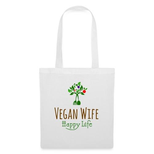 VEGAN WIFE - Tote Bag