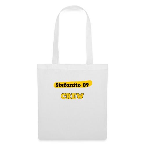 Stefanito09 Crew - Stoffbeutel