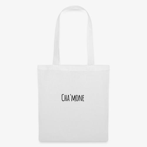 Cha'mone - Tote Bag