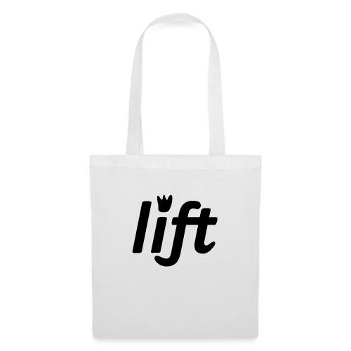 Tazza con logo Lift 2016 - Borsa di stoffa