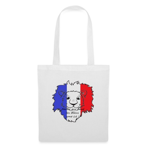 Lion supporter France - Tote Bag