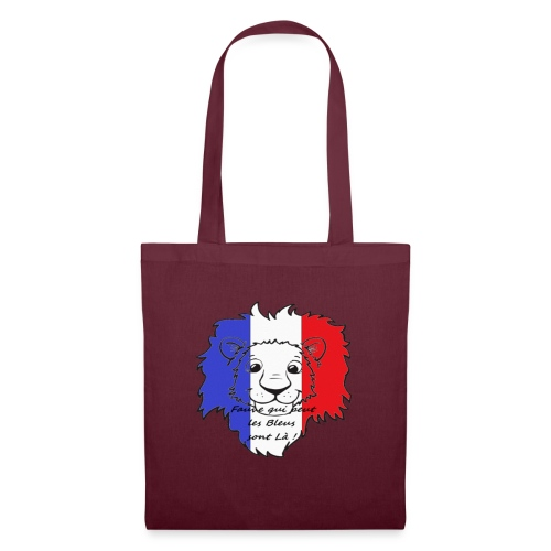 Lion supporter France - Tote Bag