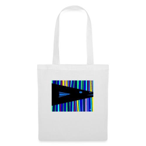 Poisson bleu - Tote Bag