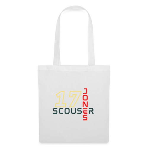 Jones - Scouser in our Team, 17 Collection - Tote Bag