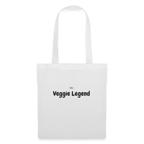 I'm a Veggie Legend - Tote Bag