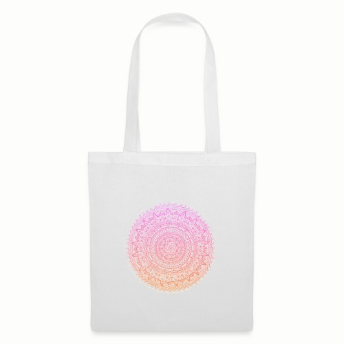 mandala rose - Tote Bag