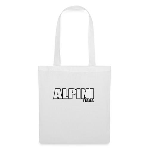 Alpini Italia - Borsa di stoffa