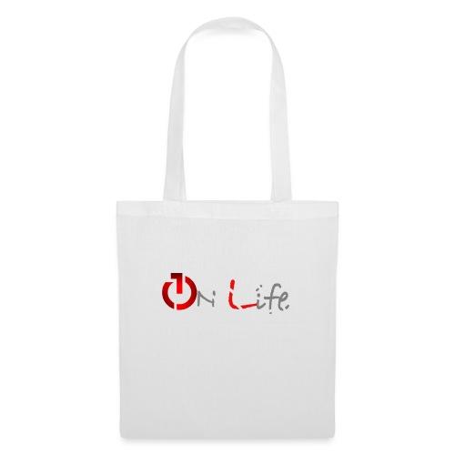 OnLife Logo - Tote Bag