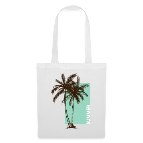 T-shirt summer - Tote Bag