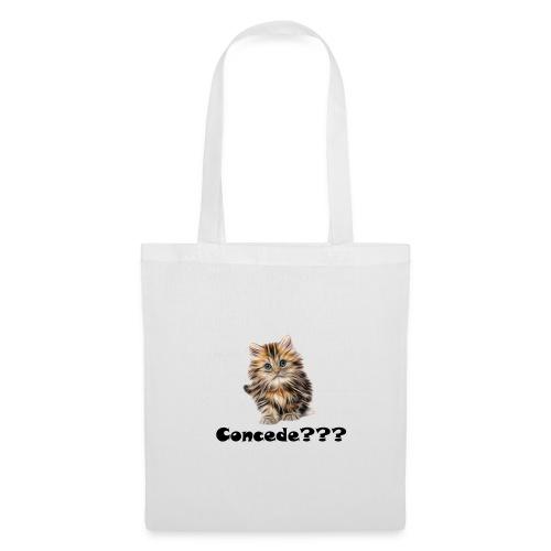 Concede kitty - Stoffveske