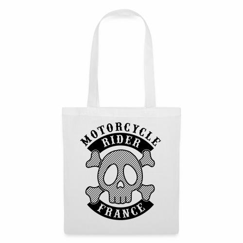 Motorcycle Rider France - Tote Bag