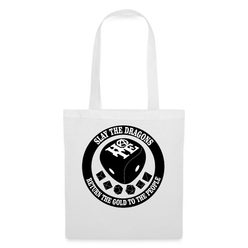 DRAGONS B - Tote Bag