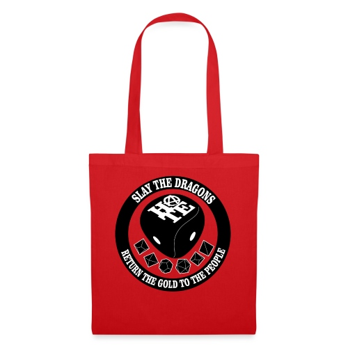 DRAGONS B - Tote Bag