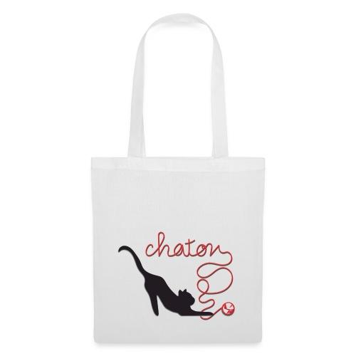 chaton 2 - Tote Bag