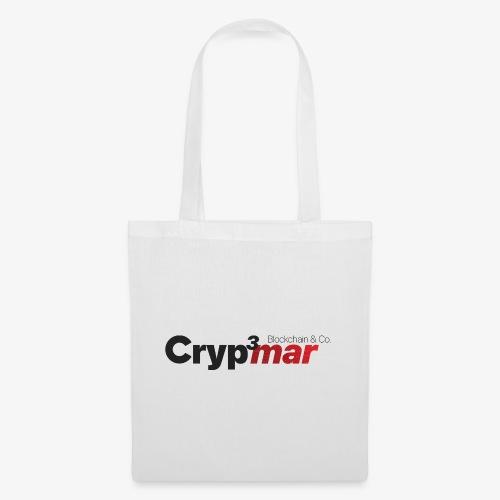 Crypmar - Black - Stoffbeutel