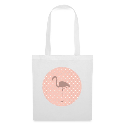 flamant rose - Tote Bag