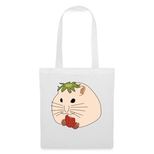 Strawberry Daifuku - Stoffbeutel