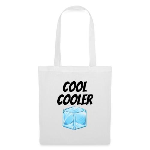 cool, cooler, ice - Stoffbeutel