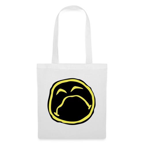 Droef Emoticon - Tas van stof
