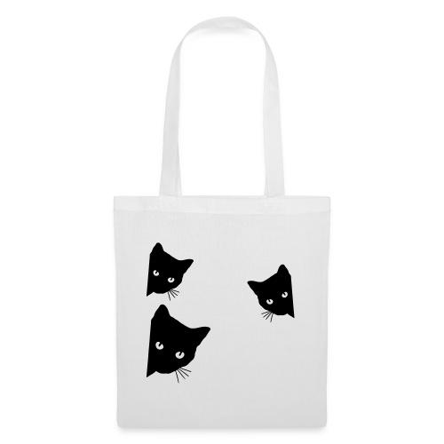 Vorschau: cats - Stoffbeutel