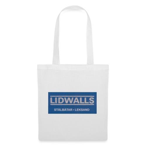 Lidwalls Stålbåtar - Tygväska