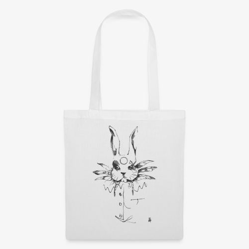 crazy rabbit - Borsa di stoffa