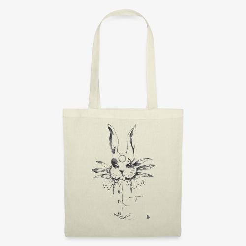crazy rabbit - Borsa di stoffa