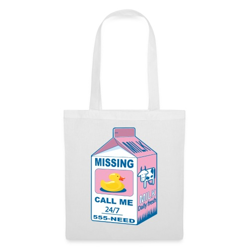 Missing: rubber duck! - Tote Bag